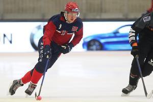 Felix Callander vann skytteligan i VM med sitt Norge.
