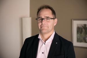 Andréas Eriksson, trafikutvecklingschef på X-trafik. Bild: X-trafik