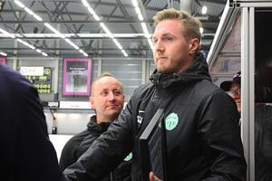 Henrik Kjellsson prisades som turneringens bästa målvakt efter Svenska cupen 2019.
