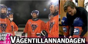 Bollnäs och Edsbyn lät Bandypuls hänga med ut på isen sista veckan innan Annandagsderbyt.