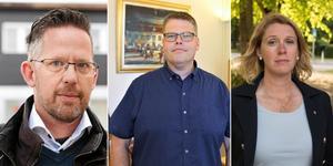 Både Magnus Edman (SD) och Ulrika Spårebo (S) är kritiska till att den parlamentariska gruppen som ska jobba med Salas ekonomiska kris ännu inte kommit igång. Men en kallelse kommer inom kort, säger kommunalråd Anders Wigelsbo (C).
