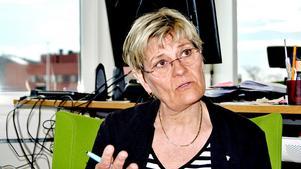Nina Fållbäck Svensson, sjukhusdirektör i Region Västernorrland, kände sig nästan uppgiven när ännu en skandal drabbade landstinget.