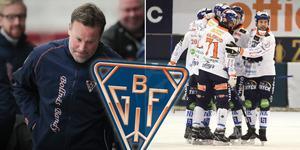Svenne Olssons Bollnäs övertygar i elitserien. Foto: Andreas Tagg / Victoria Mickelsson