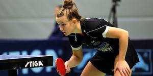 Hannah Holgersson stod för en bragdmatch när hon vann den avgörande matchen mot Team Mälardalen.