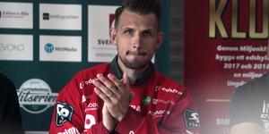 Simon Jansson har skrivit på för Edsbyn, kontraktet är på 3+2 år.