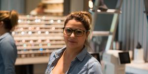 Nancy Mardiny, butikschef, Ai Eyewear Södertälje.