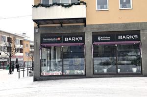 Ungdomslokalen Barks i Kramfors drivs av Svenska Kyrkan