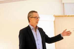 Tomas Högström, ordförande VästeråsIrsta handboll.