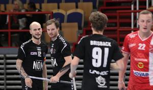 Jonathan Lundkvist och Patrik Ytterberg var inblandade i det avgörande 7–6-målet.