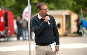 Kommunstyrelsens ordförande Peder Björk (S) har en del att göra för att få ordning på Sundsvalls ekonomi.