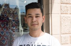 Ismat Gholami, 18 år, elev, Sidsjö: