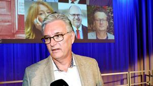 Anders L Johansson har gett ut en ny bok om Gunnar Sträng som heter