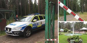 Barn- och familjedagen i Krokbornsparken ställdes in i söndags efter den överfallsvåldtäkt som skett i parken. Nu planeras det för ett annat datum för familjedagen.