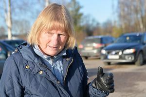 Elisabeth Fogelström.
