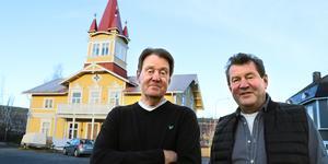 Roger och Kalle Löfgren har börjat räkna ner till sista mars då man efter nästan 43 år sätter punkt för tiden som Gluggens ägare.