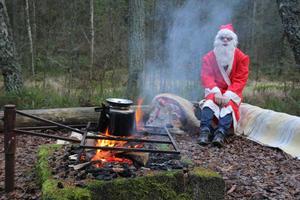 Inga träffar i tomteskogen inför julen. Det beror på corona.