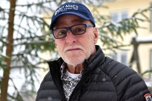 Peter Hammarstrand är president i Lions Mora.