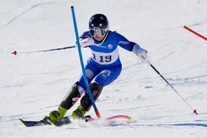 Louise Wedin, Edsbyns IF alpina förening.