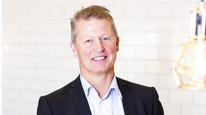 Hälsingestintans vd Mats Markgren. Foto: Pressbild