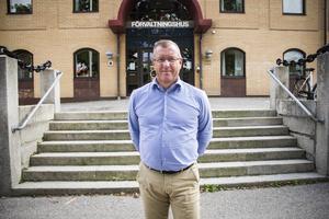 Hans-Göran Karlsson är näringslivschef på Söderhamns kommun.