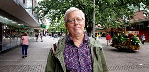 Lasse Jansson, ordförande Södertälje jazz- och bluesförening.