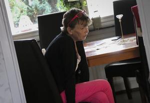 – Om man bor i en hyresrätt borde man få hjälp om man blir sjuk, menar Susanne Lind.