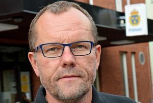 Samuel Hedström (KD). Han tar partiets tredje mandat efter valframgången.