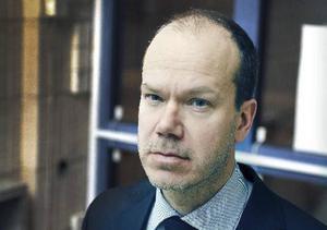 Advokat Gustaf Andersson har för krogägarnas räkning överklagat domen i förvaltningsrätten om att alkoholtillståndet för baren dras in. Foto: Gun Wigh.
