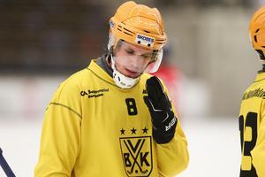 Joakim Andersson har nu gjort 48 mål för Vetlanda den här säsongen.
