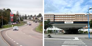 Föräldrarna finns hela tiden vid sin dotters sida på Sundsvalls sjukhus där hon just nu vårdas. Bilden är ett montage.