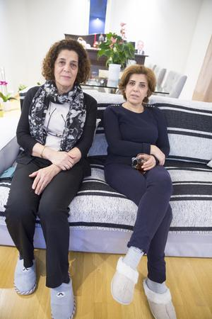 Munira och Lina Afram.