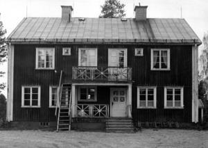 Här var det ungdomsgård 1967.