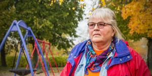"""""""Det ska vara tre personal på 15 barn. Annars kommer de inte få folk som söker jobben"""", säger förskoleläraren Annsan Palmborg."""