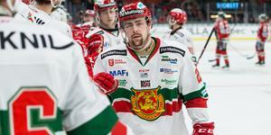 Oskar Svanlund stannar i Mora. Bild: Michael Erichsen/Bildbyrån