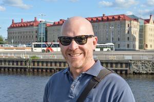 Johan Söderlind, 47 år, planerare, Sundsvall: