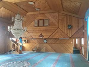 Moskéns stora sal.