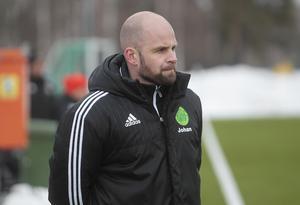 Johan Berglund blir kvar som huvudtränare i LIF.