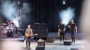 Sting visade att han fortfarande är en världsartist när han besökte Dalhalla den 17 juni.