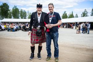 Box Whiskyfestival lockar allt från whiskynybörjare till riktiga veteraner. Bröderna Anders och Christer beskriver sig som riktiga whiskynördar, kanske snäppet värre också.