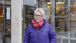 Förra kommunalrådet Ewa Lindstrand (S) är inte lätt att ersätta, menar Britt-Louise Nyholm.