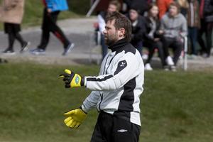 Höga Kusten Fotbolls målvakt Evgeniu Cheptene visade gammal fin form och såg till att hålla nollan i sista matchen innan serieuppehållet.