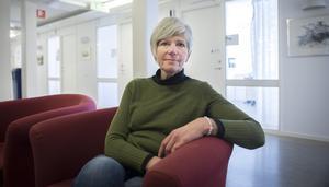 Carina Johansson, omsorgsförvaltningschef.