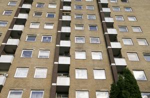 Rätten att välja eget boende fungerar inte i utsatta bostadsområden. Foto: Terje Pedersen/TT
