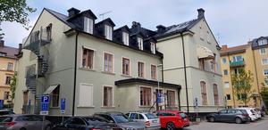 ABF-huset i Södertälje.