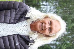 Anna-Karin F Gunnarsson tog tillfället att  berätta om några av de arrangemang som varit och som kommer under Haveröveckan.