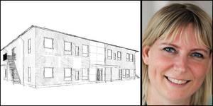 Nya Törsjö förskola i Mosås ska byggas som en konceptförskola med fem avdelningar, meddelar Marlene Jörhag (KD), ordförande programnämnd barn och utbildning.