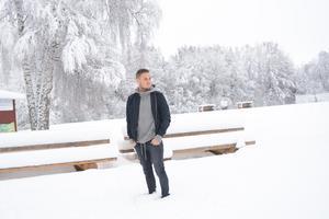 Här, på Skvalets IP, startade Johan Perssons fotbollskarriär i Bullermyren.