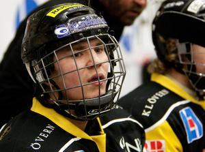 Gustav Björklund var William Karlssons bästa vän och radarpartner under tiden i VIK. Men till skillnad från Karlsson lyckades aldrig Björklund slå sig in i a-laget. Idag spelar han i division 1-nykomlingen Segeltorp. FOTO: Per G Norén/arkiv