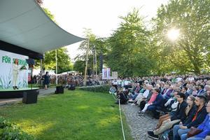Politikerveckan i Almedalen växer för varje år.(Foto: Henrik Montgomery / TT)