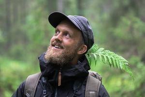 Marcus Eldh, WildSweden. Foto: Simon green.
